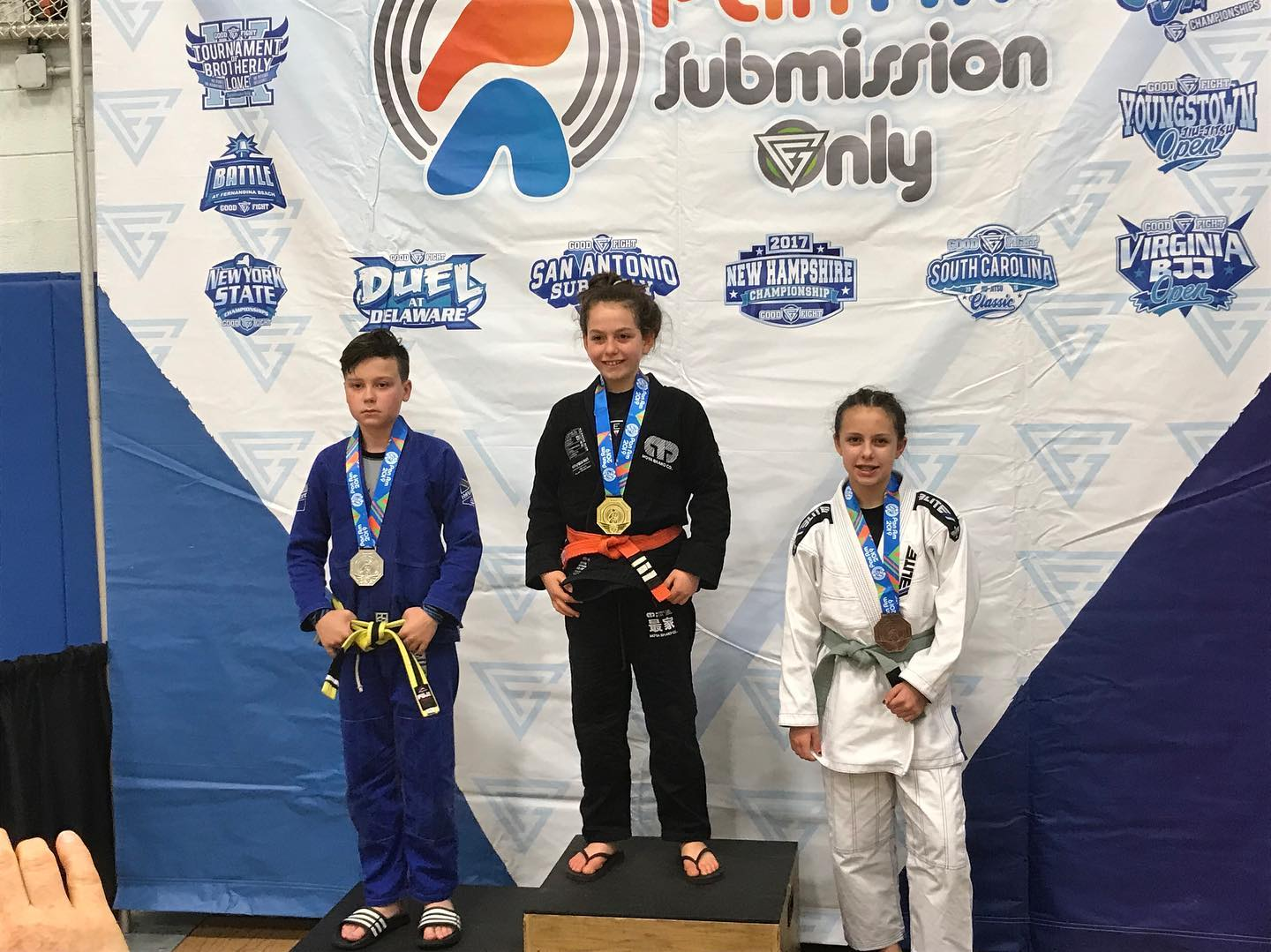 King of Prussia BJJ for Kids - Hellfish MMA